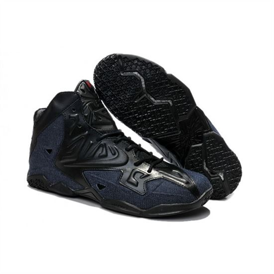 9593a095d27e5 Mens Nike LeBron 11 Ext Denim