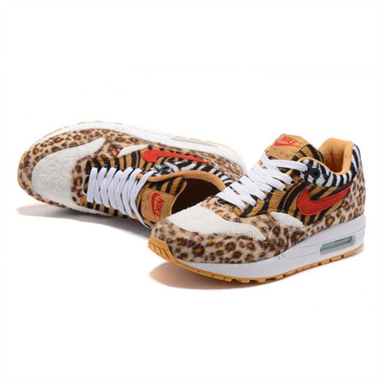 Nike Air Max 87 Leopard Print Womens Shoes, Nike Running Shoes For ...