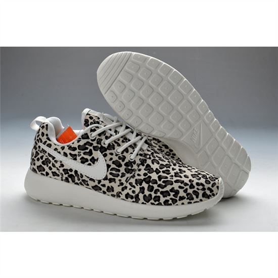 huge discount e6f45 9b185 Womens Nike Roshe Run Liberty Leopard-print