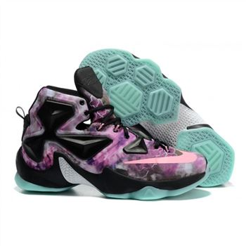 Mens Nike Lebron James 13 All Star Pink Black