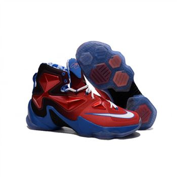 Mens Nike Lebron James 13 Captain America