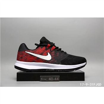 4d80dc30bab Nike LunarLaunch Shoes Black Red For Men
