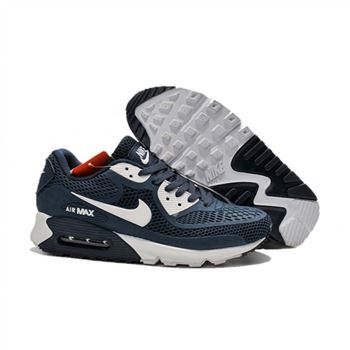 Air Max 90 Mens Shoes Navy White