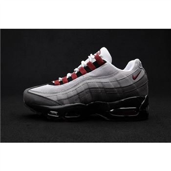 Air Max 95 Mens Shoes Gray White Russet