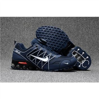 Mens Nike Air Max 2018.5 Shoes Navy White