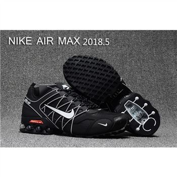 Mens Nike Air Max 2018.5 Shoes White Black