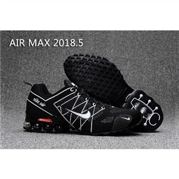 Mens Nike Air Max 2018.5 Shoes Black White