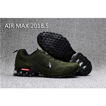 Mens Nike Air Max 2018.5 Shoes Dark Green