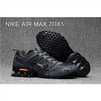 Mens Nike Air Max 2018.5 Shoes Gray Black