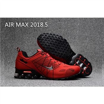 Mens Nike Air Max 2018.5 Shoes Red Black