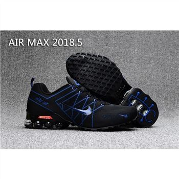 Mens Nike Air Max 2018.5 Shoes Sapphire Black