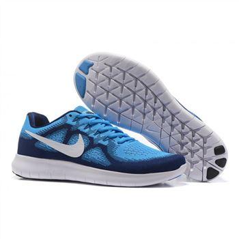 264c10e5bdf2 Nike Free Run 3.0 V5 Mens Shoes Blue Navy